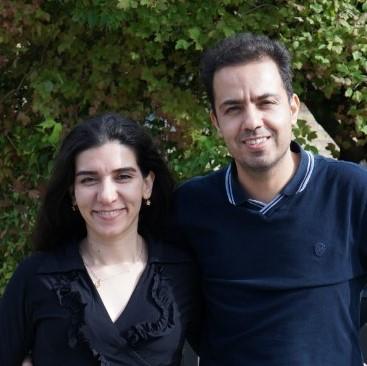 Reza and Tahere